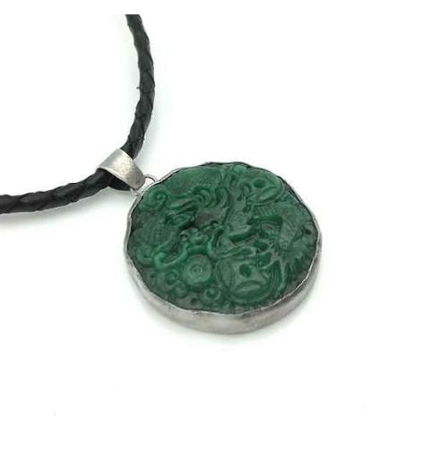 Colgante de jade