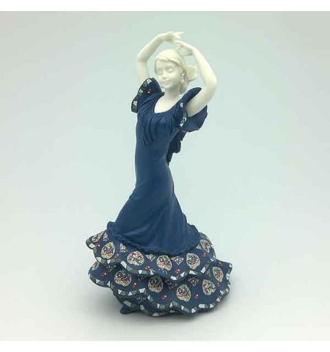 Medium blue Sevillana