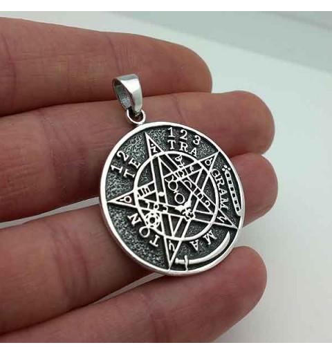 Tetragrammate pendant