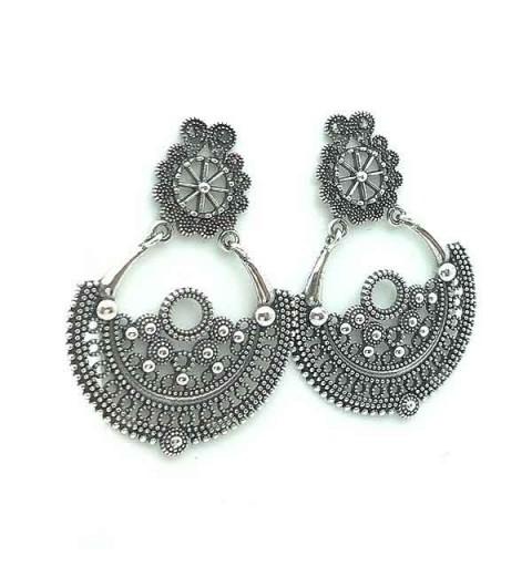 Balinese earrings