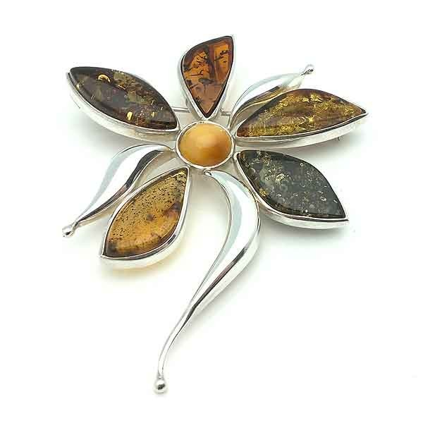 Pendant / Brooch Flower