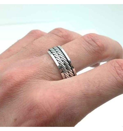 Anti-stress ring