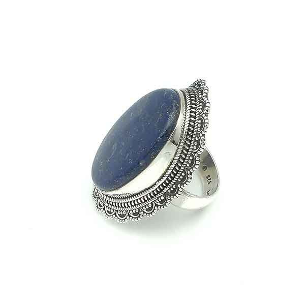 Lapislazuli maxi ring