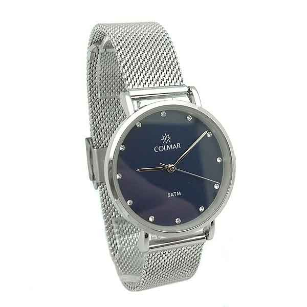Venetian mesh watch, for women.