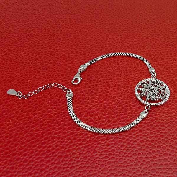 Tetragrammaton bracelet