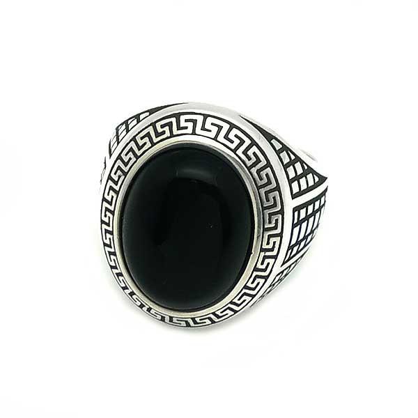 Grecas seal ring