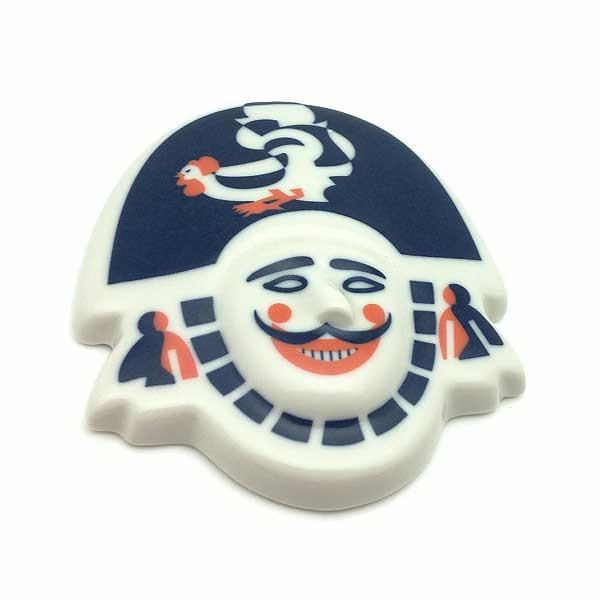 Máscara Cigarrón