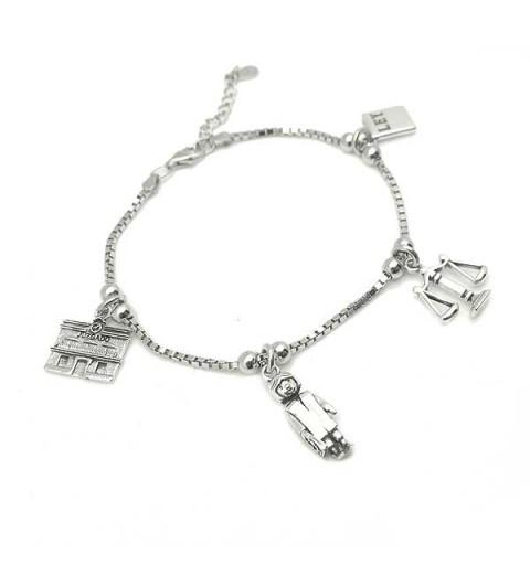Justice bracelet