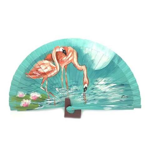 Flamingo fan