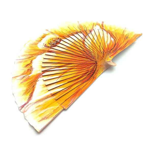Yellow fan