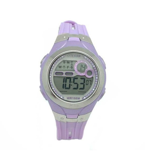 Lilac Digital watch women or children