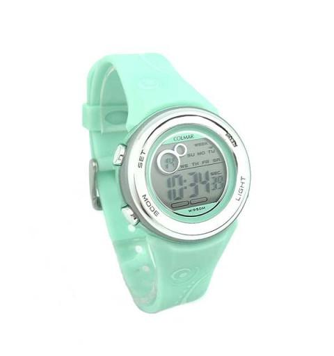 Green Digital watch women or children