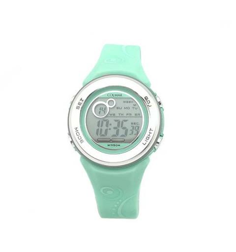 Reloj digital mujer o niños verde