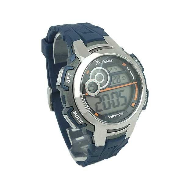 Reloj Digital Caballero azul