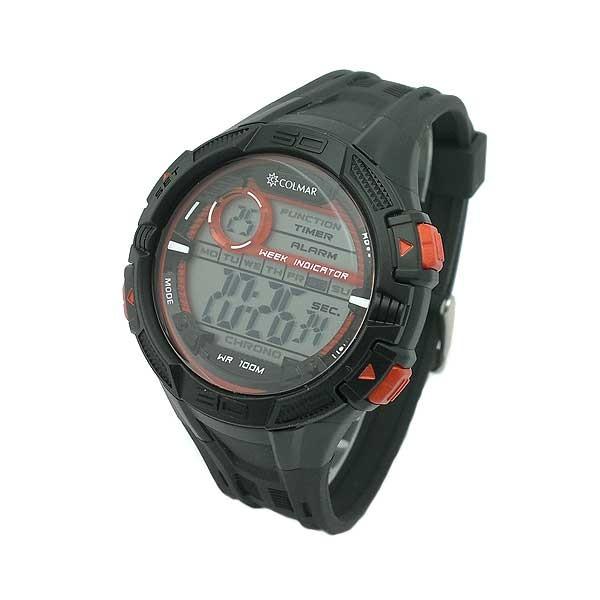 Black Knight Digital Clock