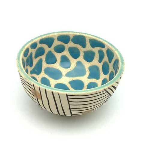 Ceramic breakfast bowl
