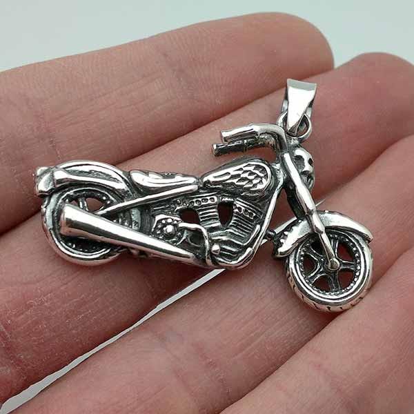 Motorcycle pendant