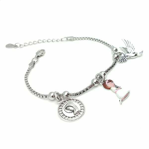 Communion bracelet.