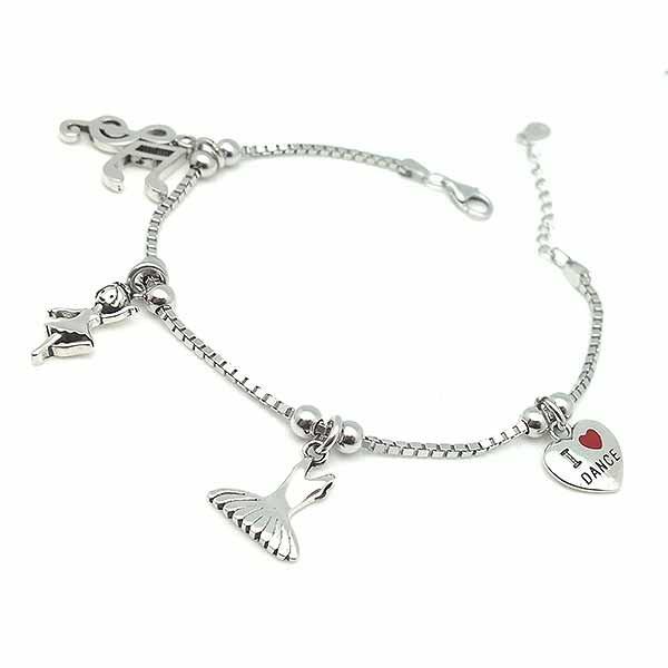Dancing bracelet