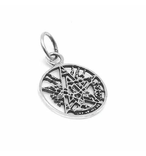Tetragramatón plata