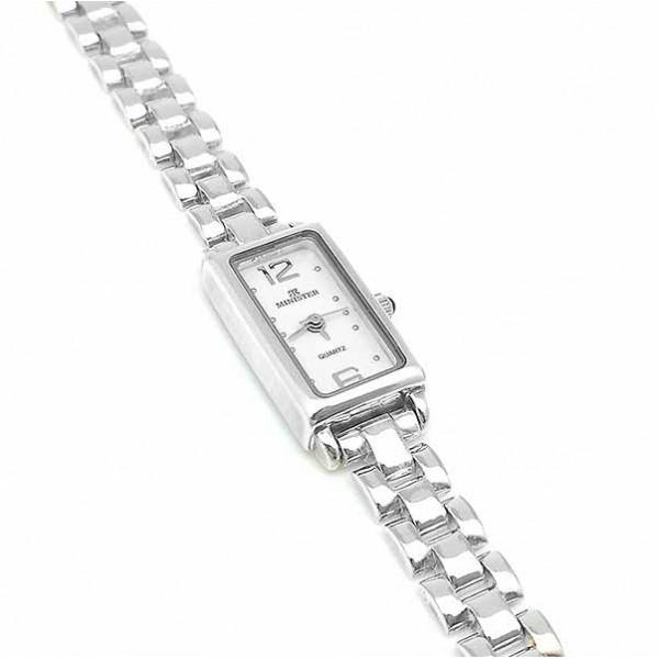 Reloj plata señora