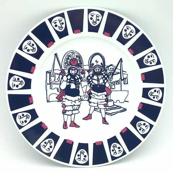Representative dish of the Orense carnival.