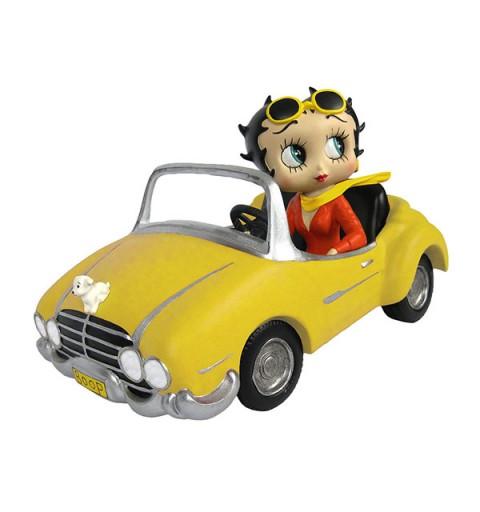 Betty Boop Coche