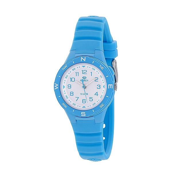 Marea brand watch, blue for women or girls