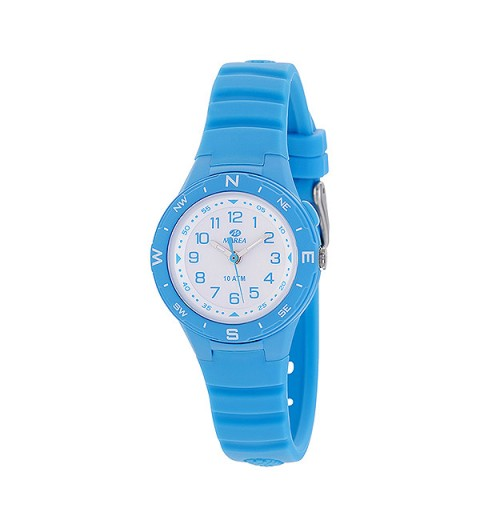 Marea brand watch, blue for women or girls