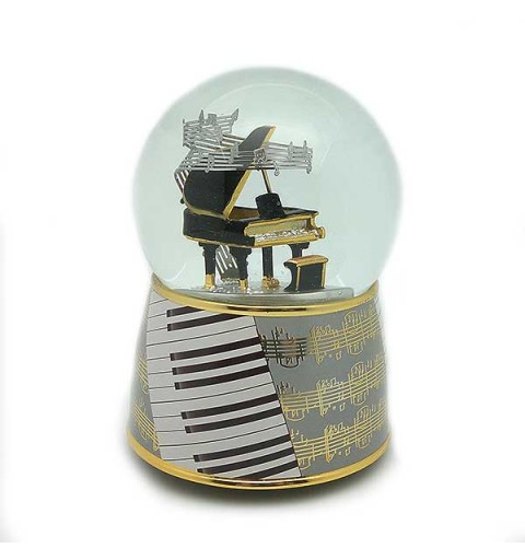 Snowball with piano