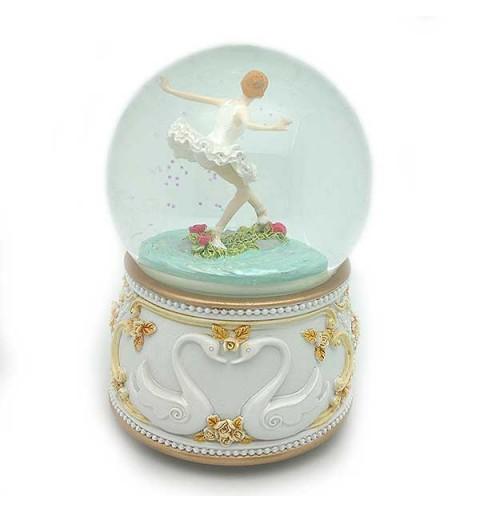 Ballerina snowball