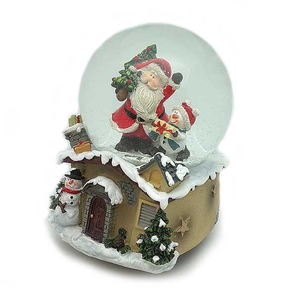 Snowman snowball