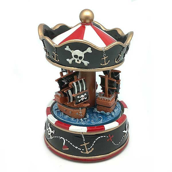 Carrusel musical pirata