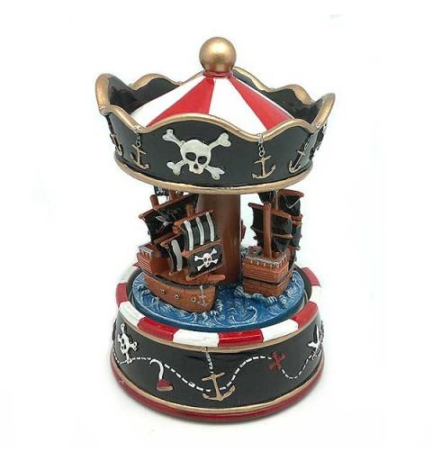 Pirate Musical carousel