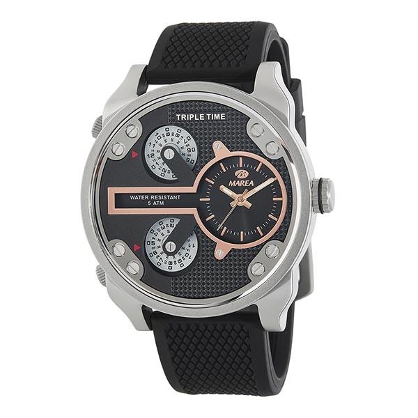 Reloj marca Marea, para hombres, tipo deportivo.
