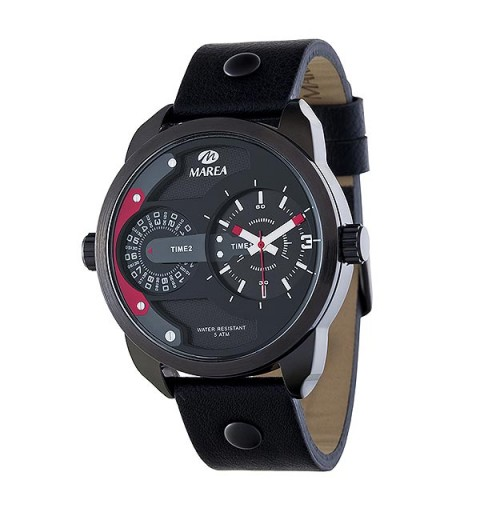 Casual men's watch, Marea brand.
