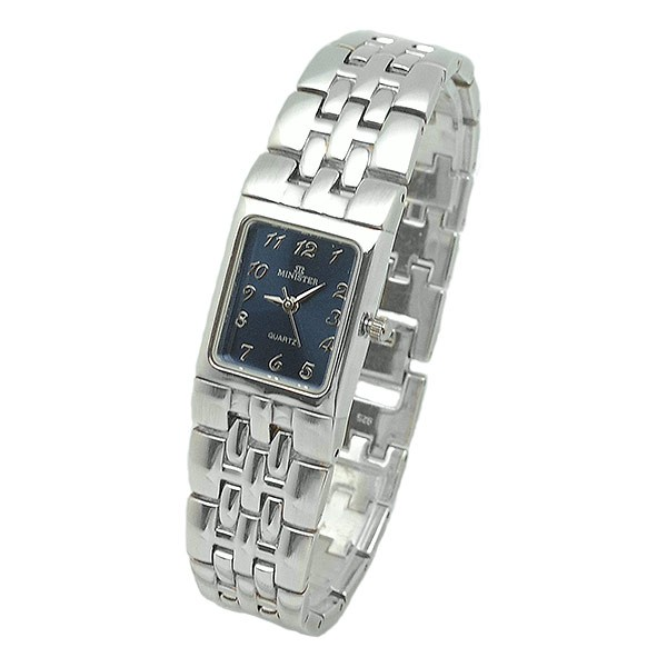 Ladies watch in sterling silver.