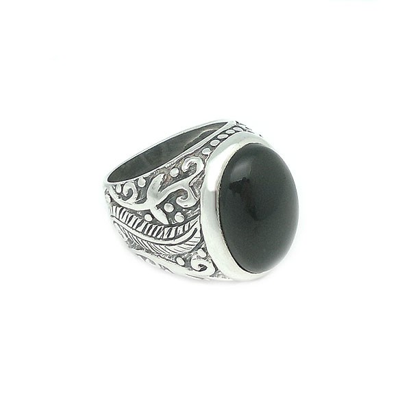 Unisex ring, seal type.