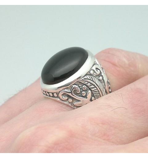 Unisex ring, seal type.