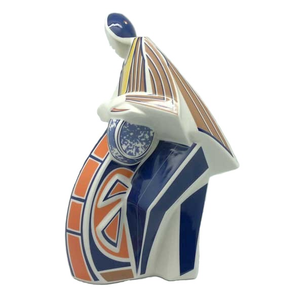 Afilador, porcelanas Galos.