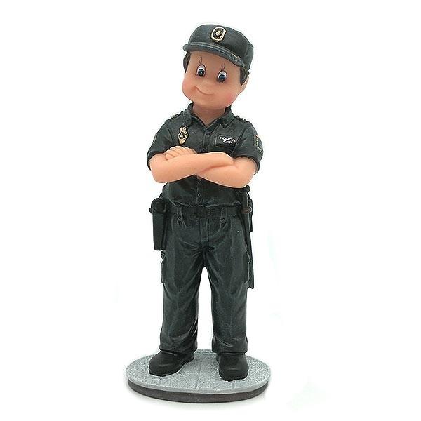 La policía nacional.