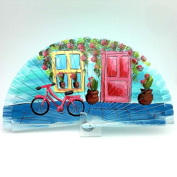 Bicycle fan