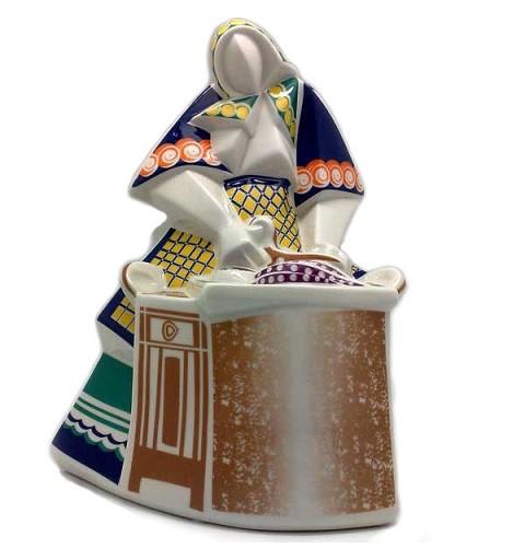 Figura de Galos, llamada Pulpeira.