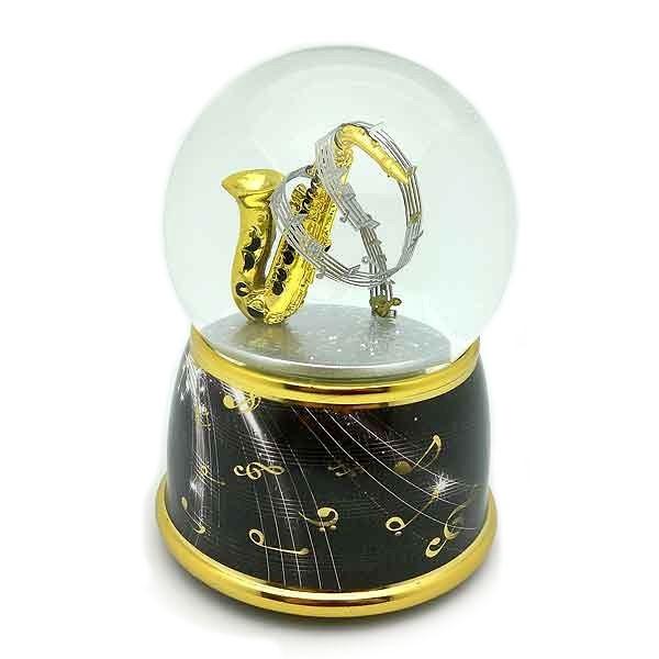 Snowball, Saxophone