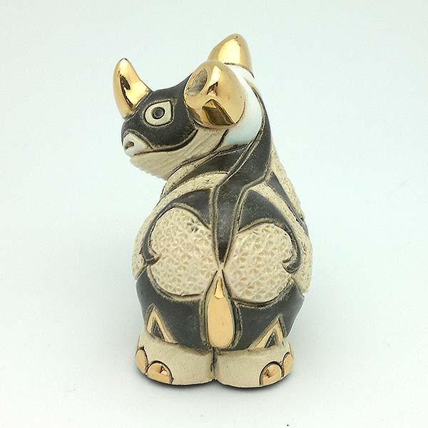 Baby rhinoceros, from the DeRosa brand.