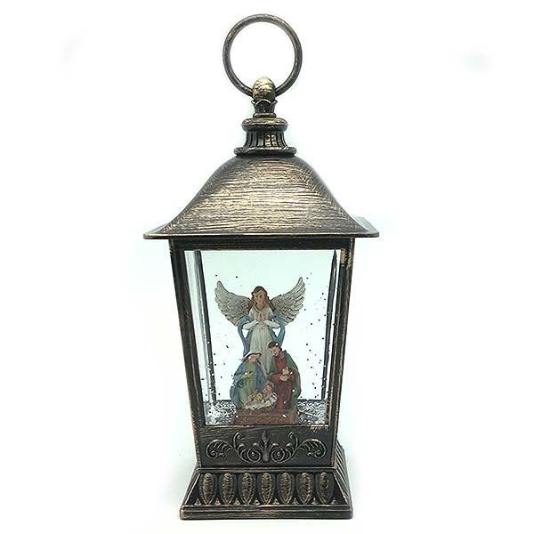 Christmas lantern, with...
