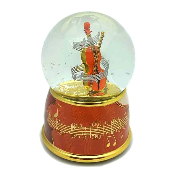 Snowball, with violin.