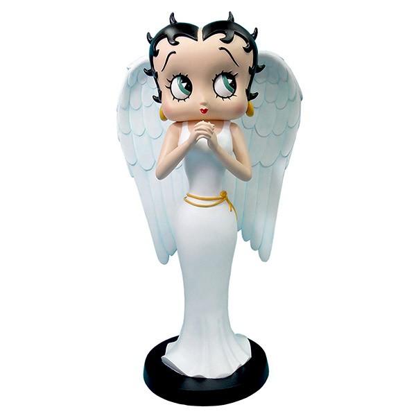 Betty Boop figure, angel