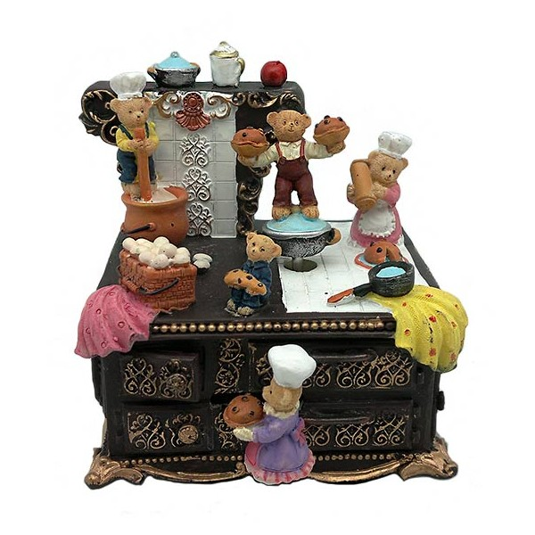 Caja de Música Cocina