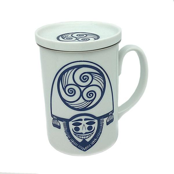 Celtic teacup